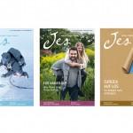 Magazin Jes Titelgestaltung
