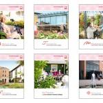Caritas Stiftung Altenhilfe Imagebroschüren der Einrichtungen