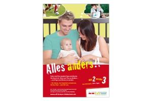 Ehe-, Familien- und Lebensberatung Plakat