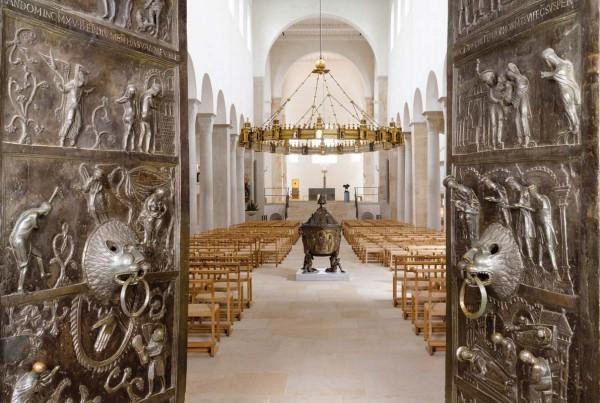 Hildesheimer Dom Innenansicht