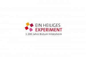 1200 Jahre Bistum Hildesheim Jubiläumslogo