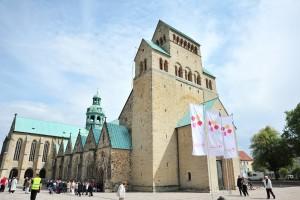 1200 Jahre Bistum Hildesheim Event Jubiläumseröffnung