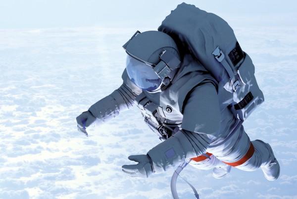 Magazin Jes Astronaut