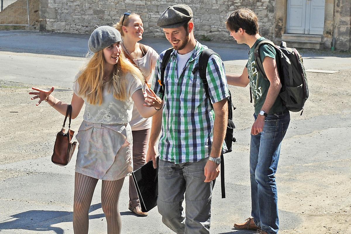Universität Hildesheim Studenten