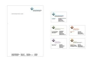 Vinzenz Verbund Geschäftspapiere und Visitenkarten