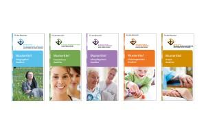 Vinzenz Verbund Flyer für die Einrichtungen