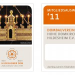 Dombauverein Mitgliederausweis